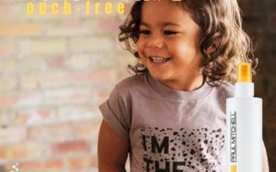 The Paul Mitchell Taming Spray is the perfect way to hold your kid's hair f…