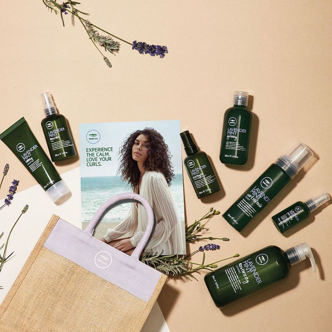 Day 5 of our Season Sales continues!  We are having a grand sale on our Paul Mitchell Lavender Mint Shampoo, Conditioner…