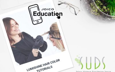 Up your knowledge with Joico! Check out this great selection of LumiShine Hair Color tutorials:…