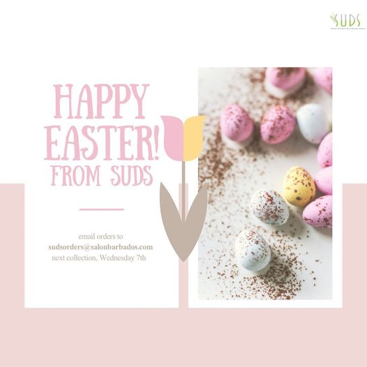 Easter weekend is here and we at SUDS wish you a holiday filled with happiness health and love!…