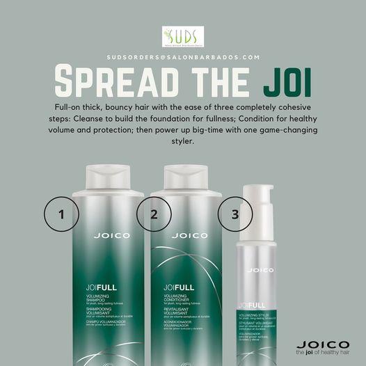 Try Joifull's volumizing trio for plush, long-lasting volume and fullness!…