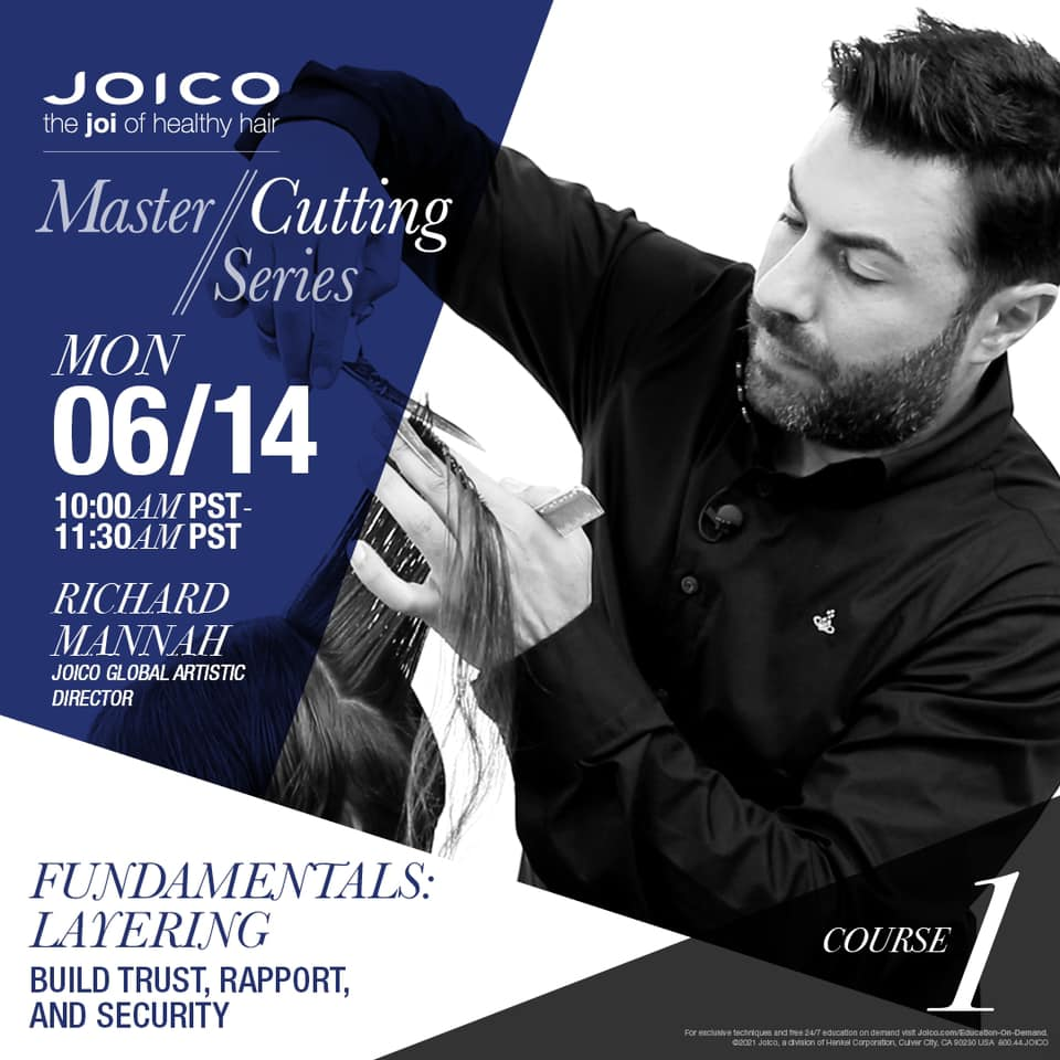 Mark your calendars! Don't miss out on this awesome opportunity offered by Joico. Call 624-SUDS for more information if …