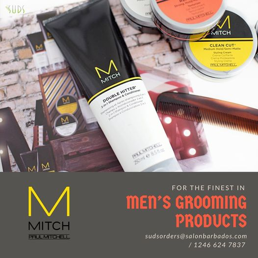 We also provide you with your men's grooming needs for both salon and home use. #FRESH…