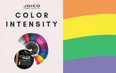 embrace the colours of the month with Joico's color intensity semi-permanent dyes. Show your personality in your hair….